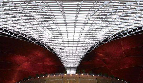 良业环境打造的国家大剧院室外景观照明升级改造项目正式亮灯接头